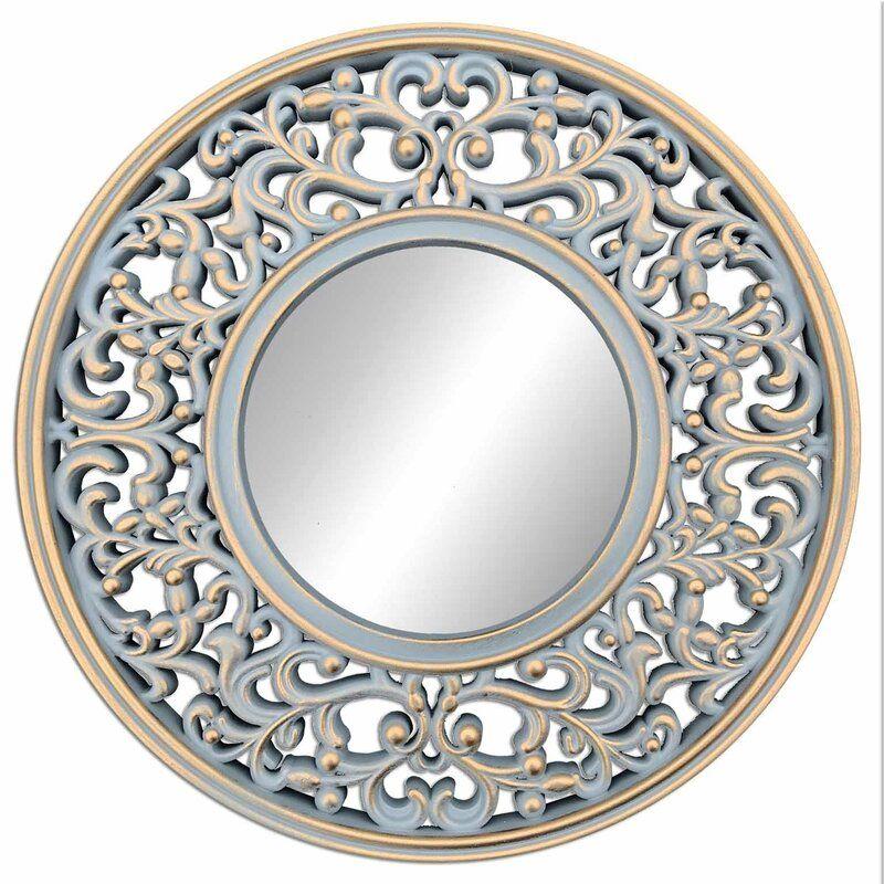 Astoria Grand Rayne Accent Mirror Wayfair.co.uk Mirror