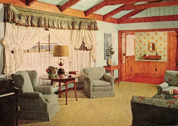Better Homes and Gardens' 1961 Decorating Book