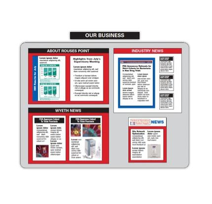 Improving employee bulletin boards | Davis & Company | Employee ...