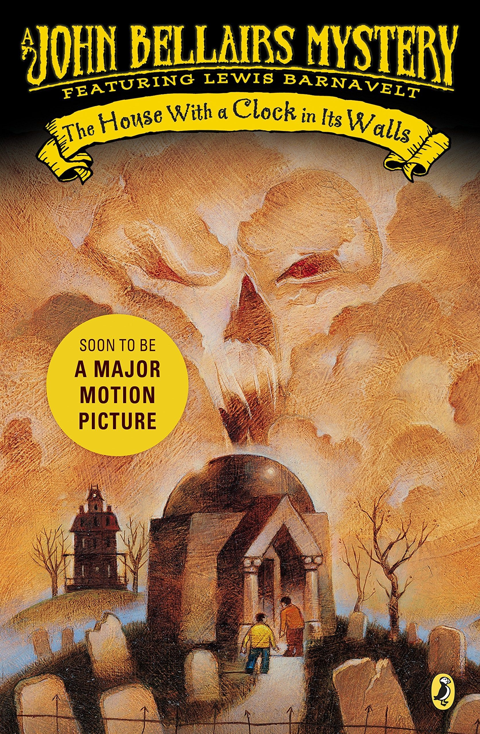 The House With A Clock In Its Walls By John Bellairs With Images Books Creepy Old Houses Clock