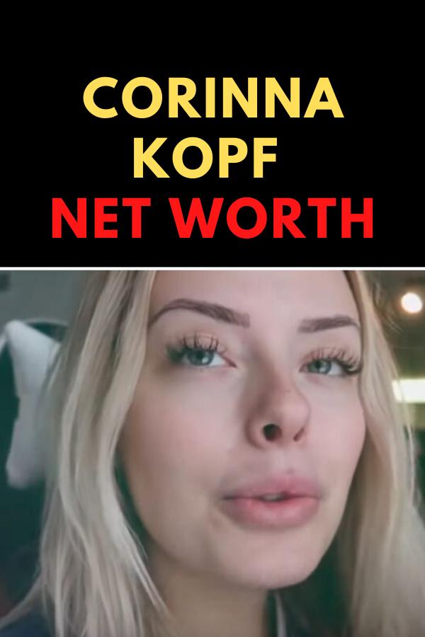 corinna kopf net worth