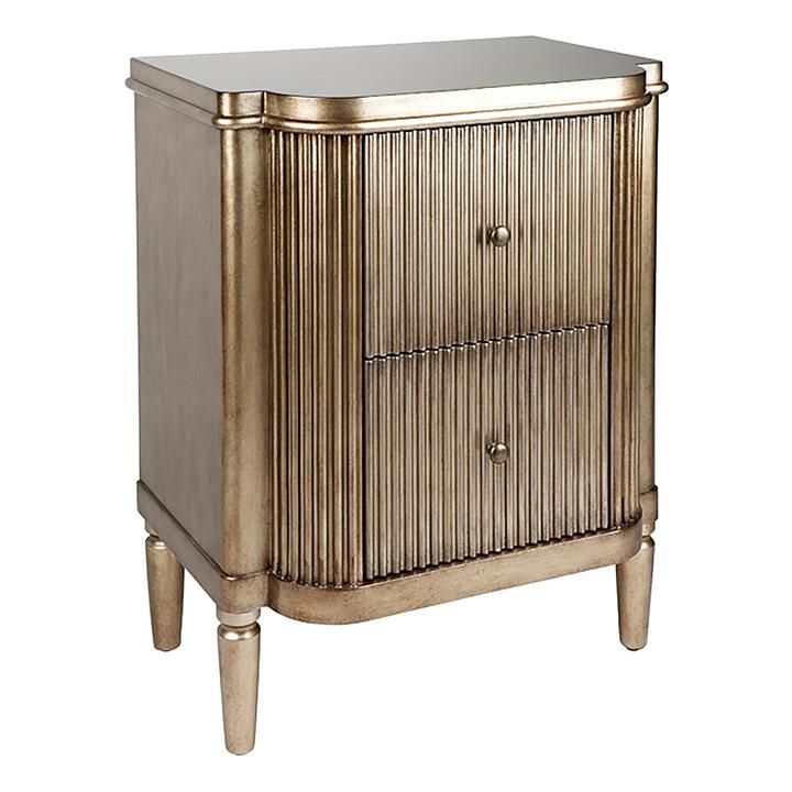 Arielle bedside table by cafe lighting and living