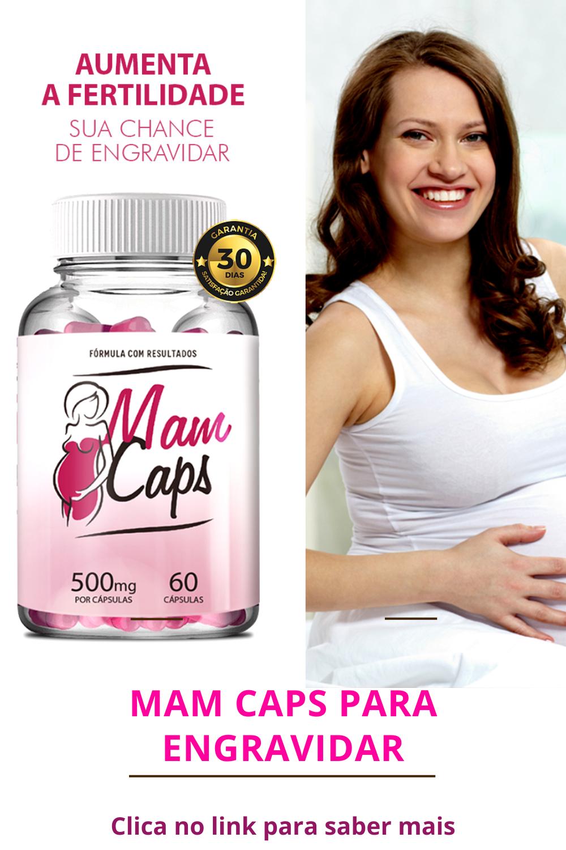 ✅ mam-caps Remédio Para Engravidar💊
