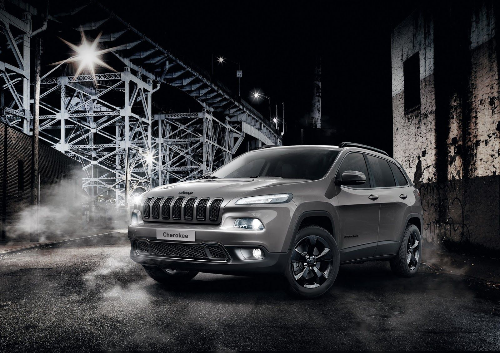 Jeep S Sturdy Cherokee Renegade Night Eagle Editions Look Ready To Rumble Jeep Cherokee Jeep Cherokee