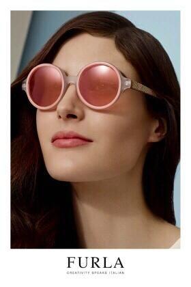 #otticodimassa #occhialidasole #occhialidavista #sunglasses #eyewear #furla #furlasunglasses #furlaeyewear #Roundeye