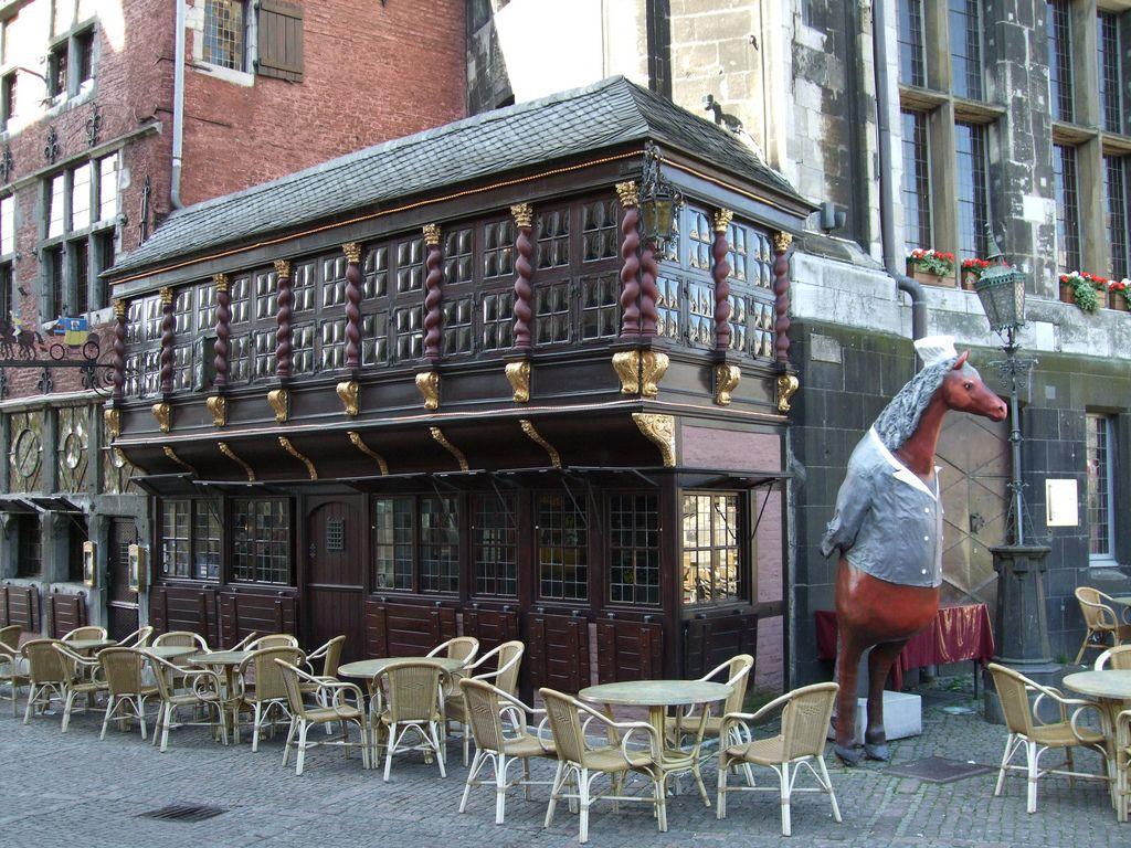 Zum Postwagen Restaurant Aachen Germany