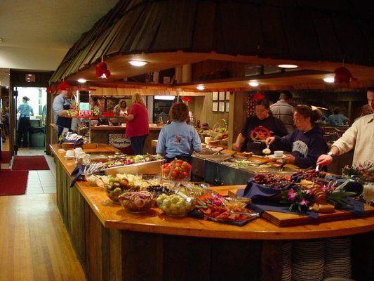 Nordic Lodge Island Foodrhode