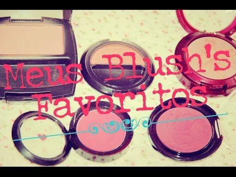 Top 5 - Blush's Favoritos