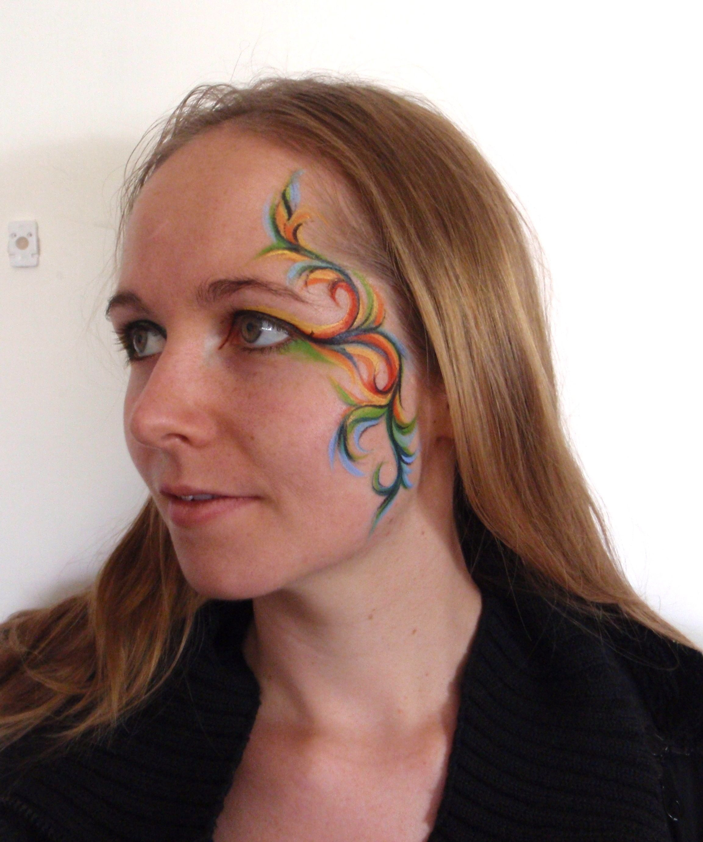 Adult face painting ideas