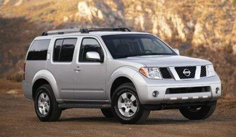 Nissan Nissan Pathfinder Nissan Pathfinder