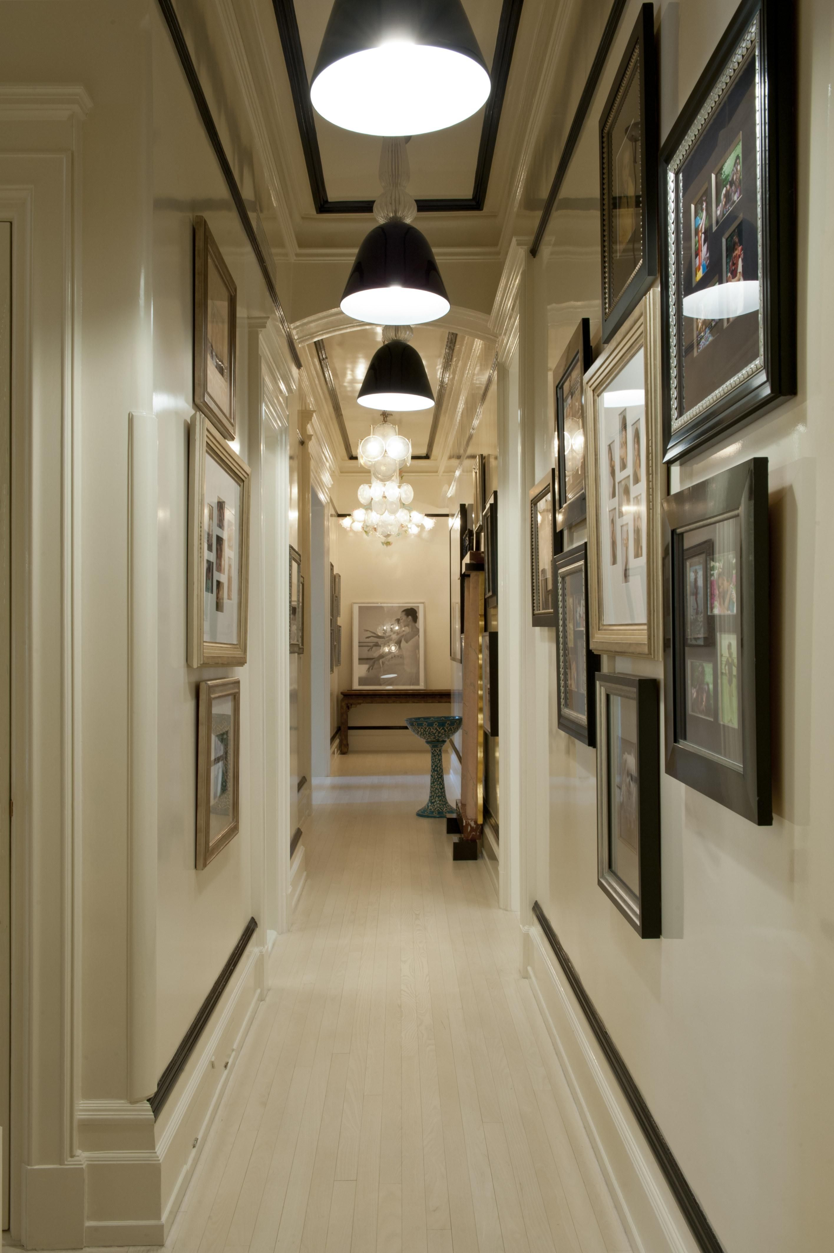 End of hallway storage  Judy Garlandus Apartment in New Yorkus Famous Dakota HighRise Is