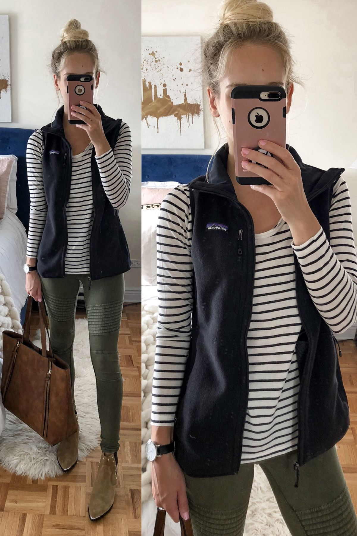 Patagonia Performance Better Sweater Vest In 2019