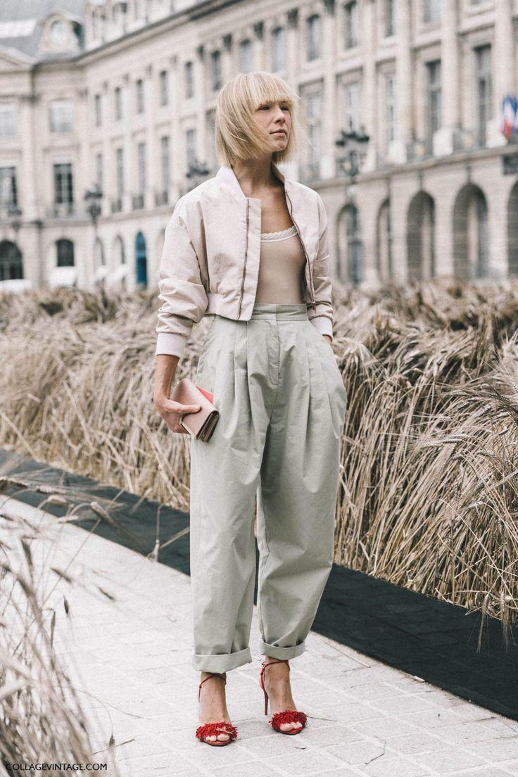 STREET STYLE PARIS COUTURE #flatlay #flatlays #flatlayapp www.flat-lay.com