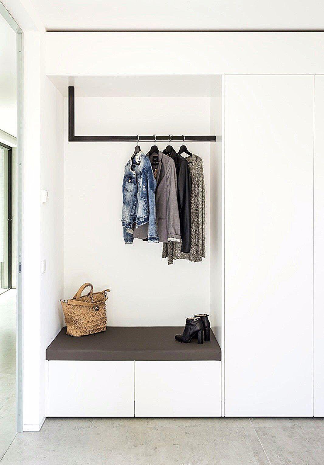 Garderobe – DIY preiswert