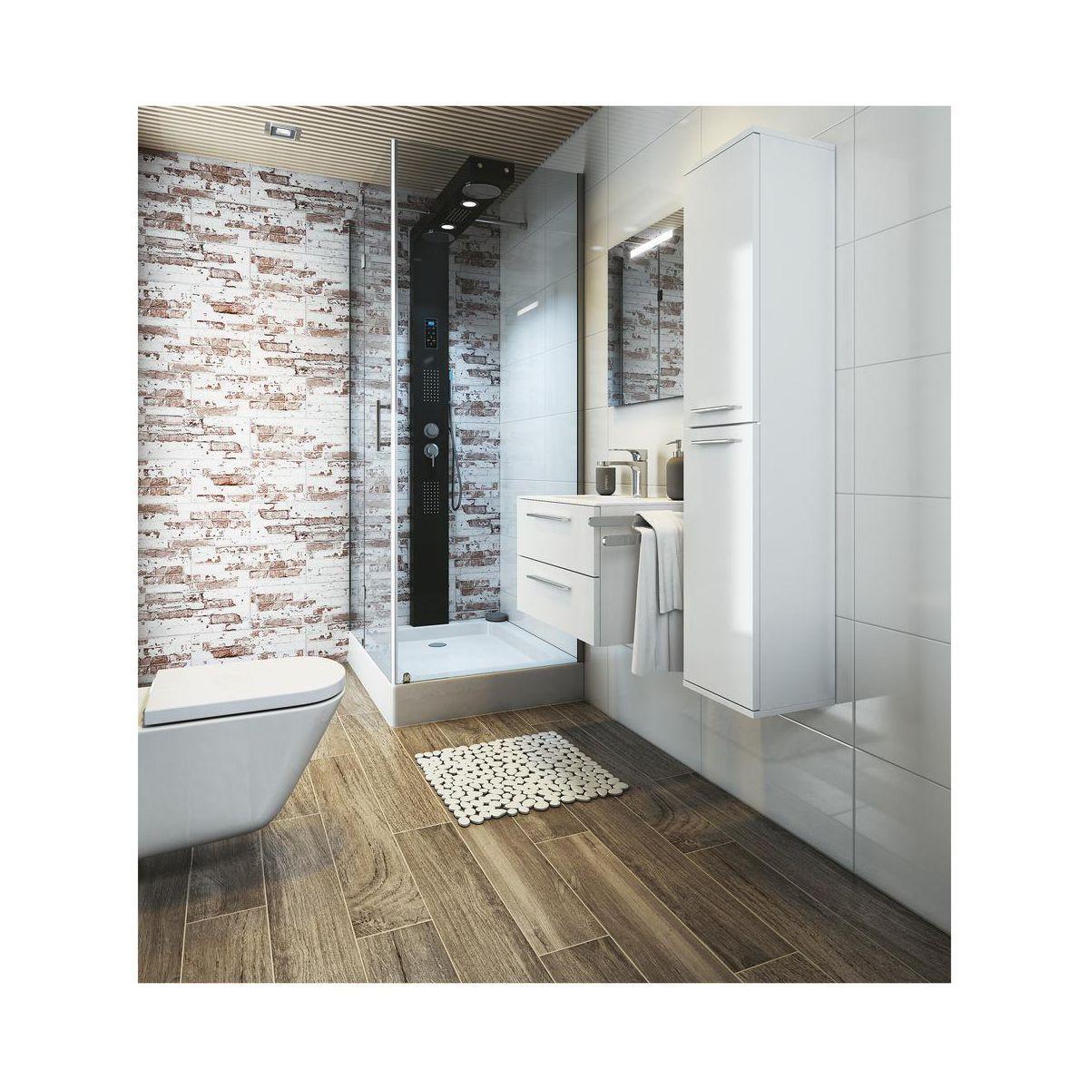 Azulev Glazura Brique Sis Bathroom Inspirations Pinterest  ~ Leroy Merlin Radiadores De Agua
