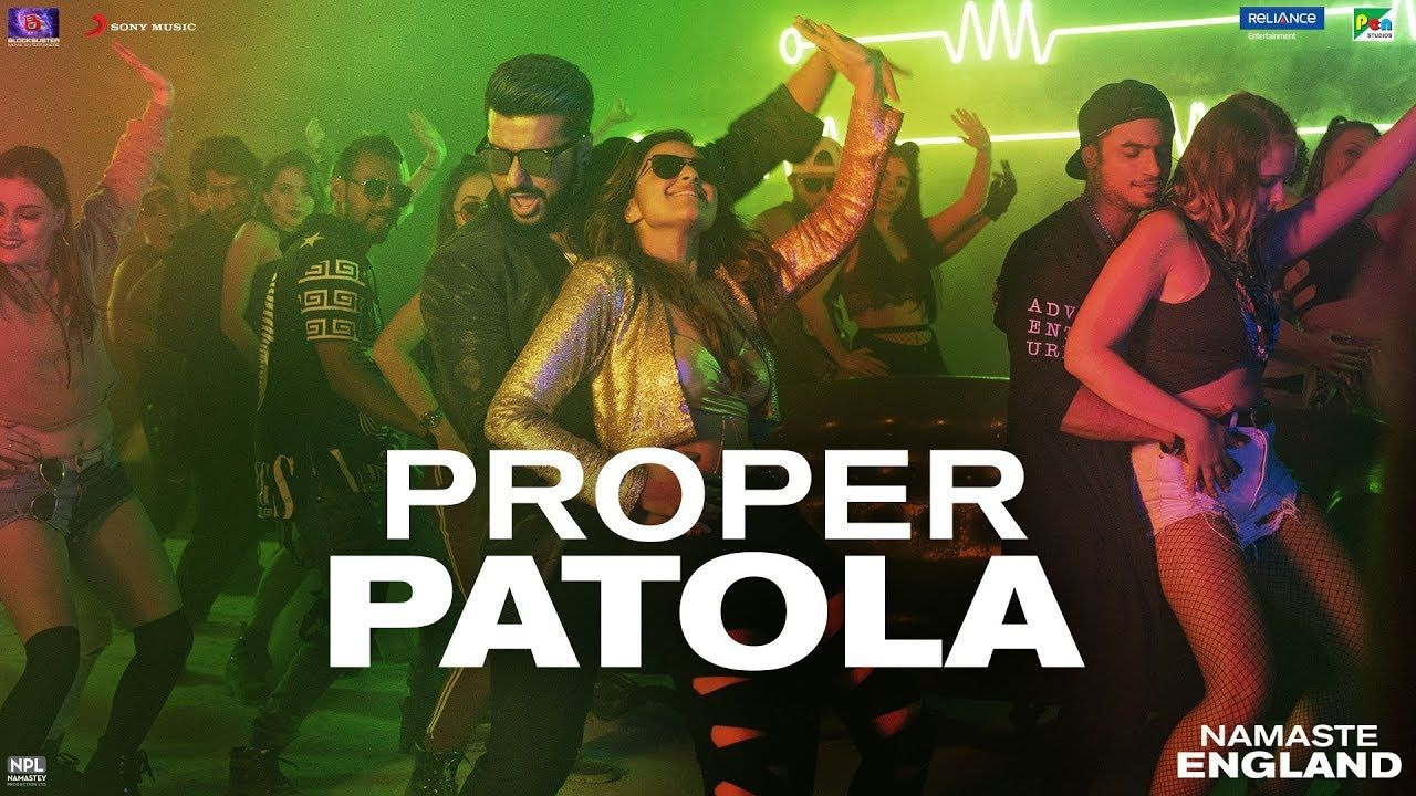 Proper Patola Video Song Download Namaste England Arjun Kapoor