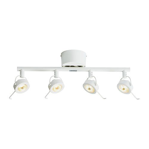 flexible track lighting ikea. beryll quad spotlight ikea adjustable spotlights 3999 for in btwn beams flexible track lighting ikea