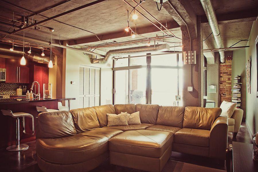 Salt Lake City Real Estate - Westgate Downtown Loft for ...