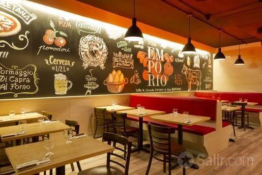 Dise o de interiores cafeterias buscar con google for Decoracion cafeterias modernas