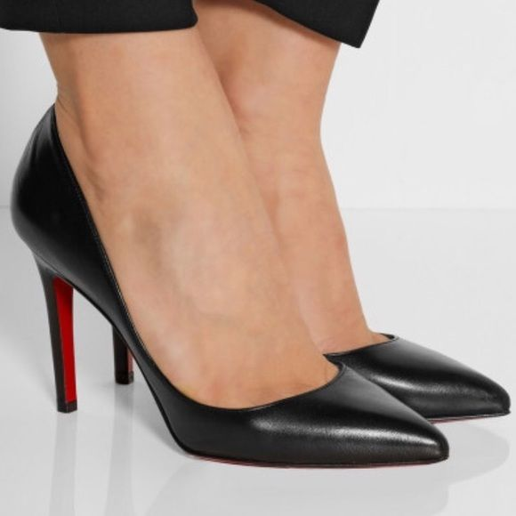c731bae7696e Christian Louboutin Pigalle 100 Kid Pumps This is a size EUR 43!! . For  those of you with larger feet