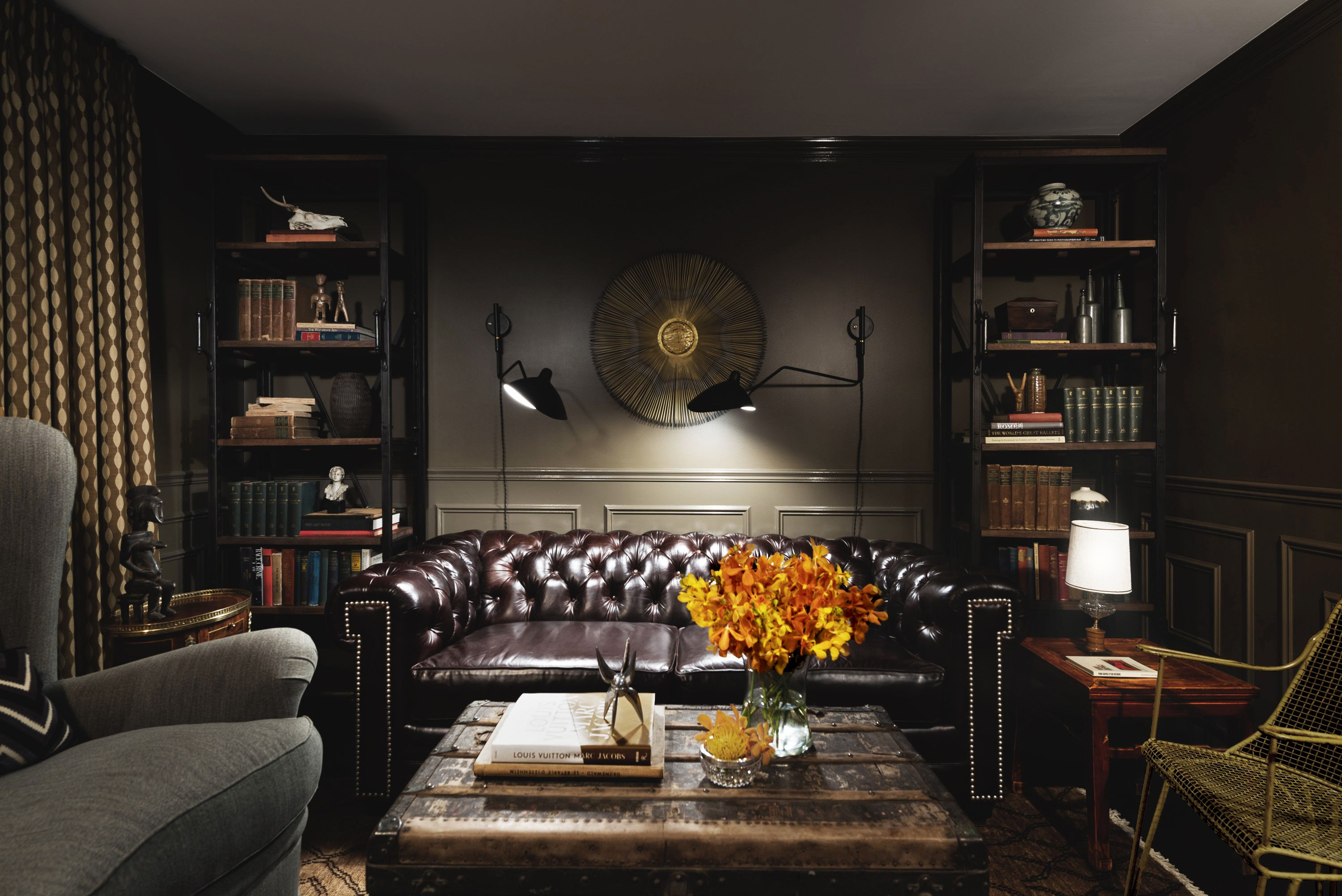 Stephen Young Design | Gold Coast, Chicago | Study | Photography by Daniel Kelleghan