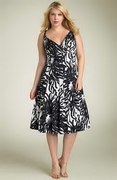 2e491a990 Vestidos sueltos para gorditas