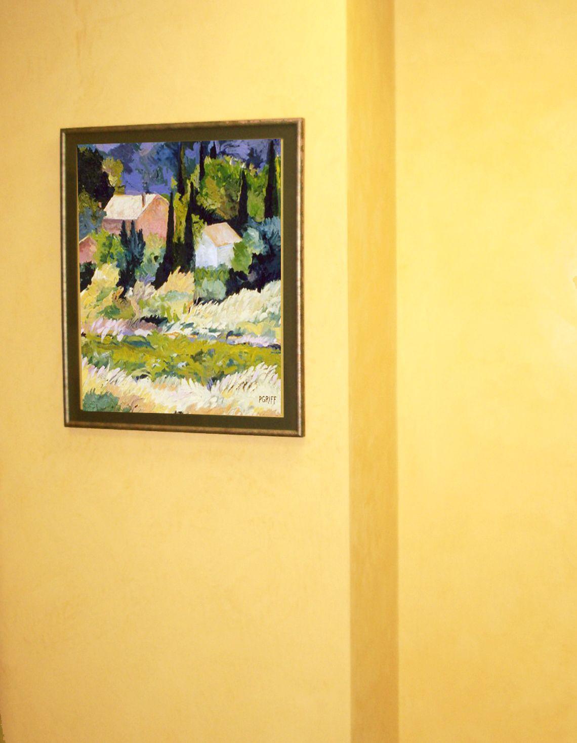 Naples Yellow interior wall color | fun colors | Pinterest ...