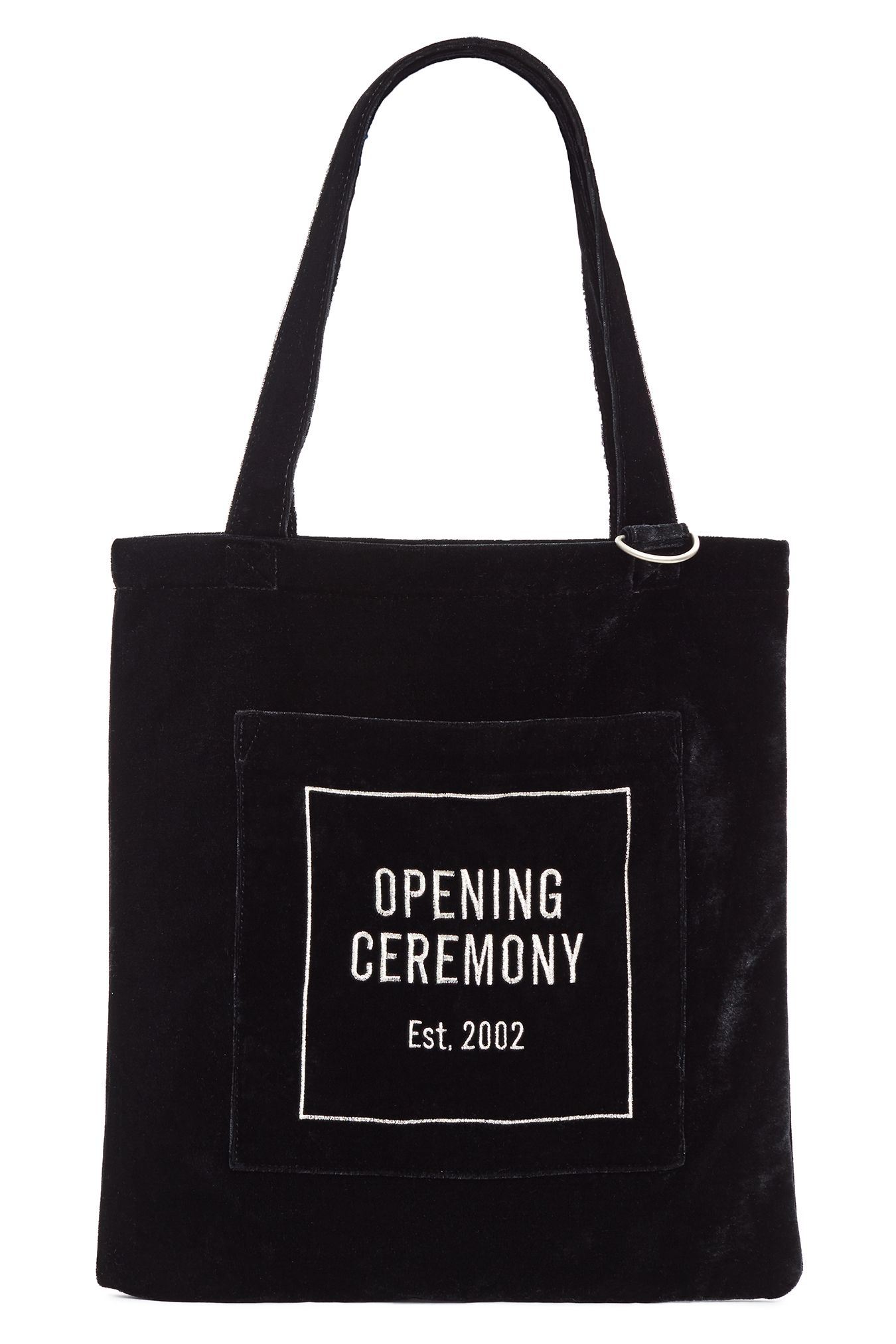Opening Ceremony OC Velour Eco Bag - WOMEN - Bags   Wallets - Opening  Ceremony - OPENING CEREMONY 907b0b0a4b2cc