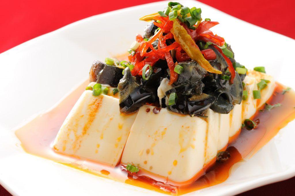 陳家私菜 中華料理 四川料理 ピータン豆腐