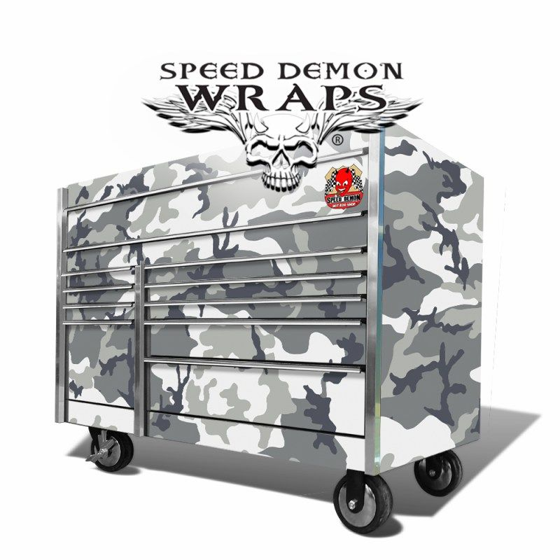 Snap On Tool Box Graphics Wrap Kits Snap On Toolbox