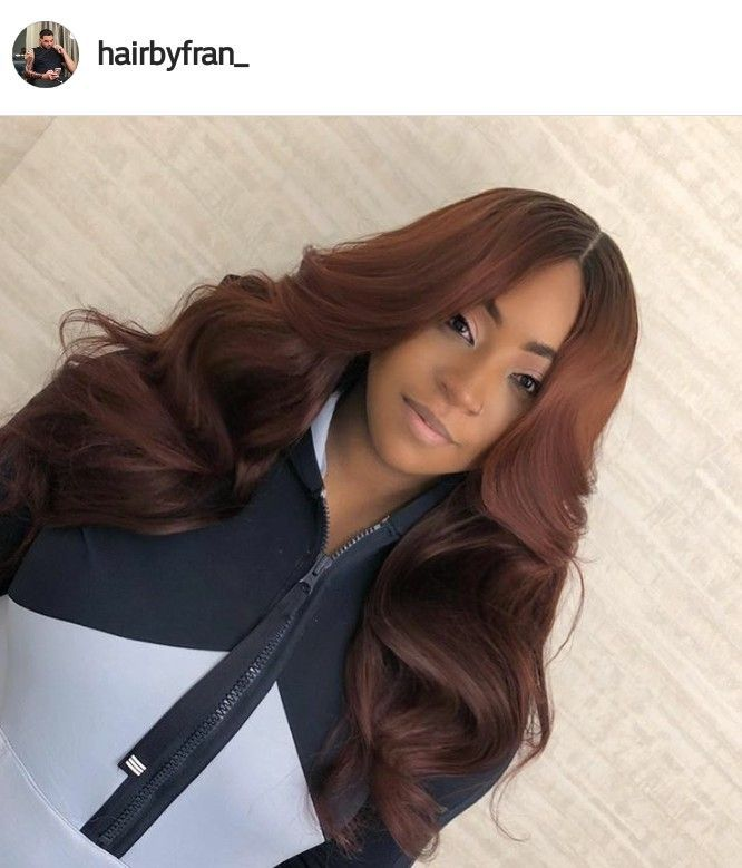 Pin On Weave Hairstyles Sew In
