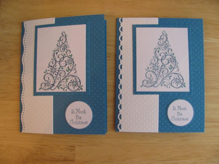 Ideas For Making Your Own Christmas Cards Part - 30: Handmade Christmas Cards Ideas - Google Search
