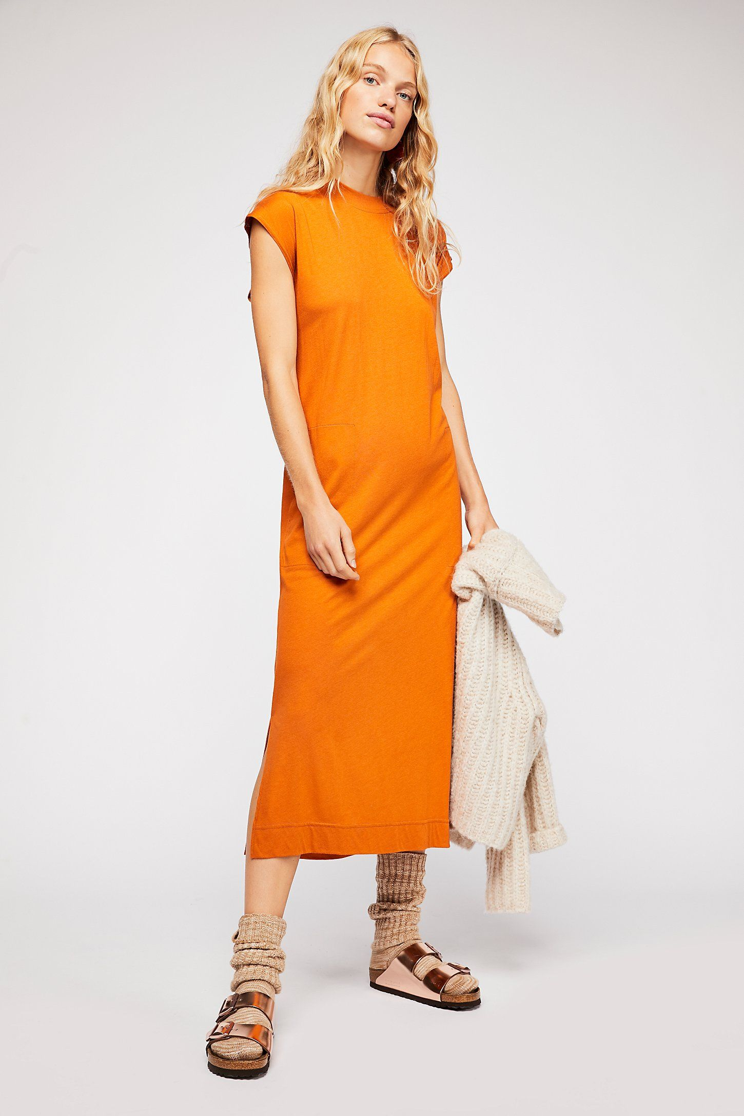 fc88f76183eee3 All Day Long Midi T-Shirt Dress | Things I can find a reason to need ...