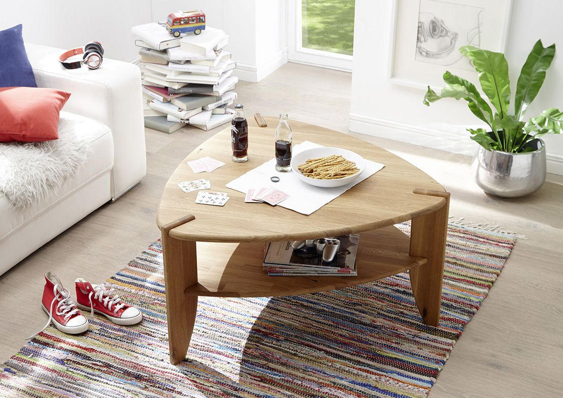 Tv Kast Salon Tafel.Theo Salontafels Oak Coffee Table Contemporary Coffee Table