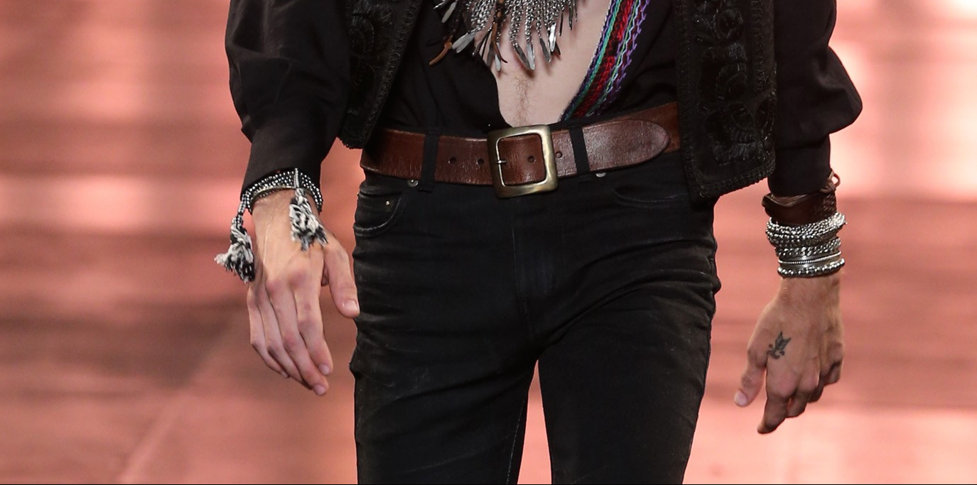 Saint Laurent 2015ss