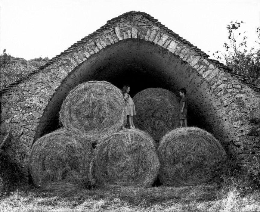 Sainte-Eulalie-de-Cernon, Aveyron, Midi-Pyrénées (Raymond Depardon, 1992)