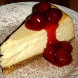 New York Style Cheesecake    This is a goodie
