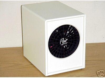 Flair Air Purifier by EcoQuest Fresh Living Air Ozone