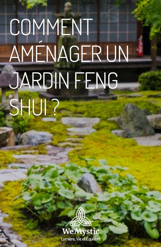 Comment aménager un jardin Feng Shui ? | Pinterest | Feng shui ...