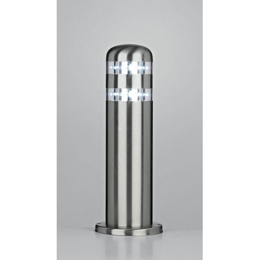 Ledlux 2w Bollard In Stainless Steel