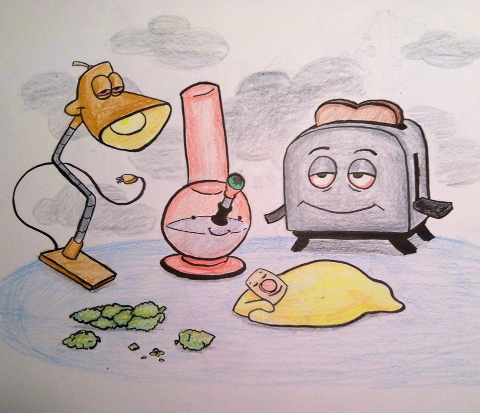 The Brave Little Toasted Toaster And His Pals