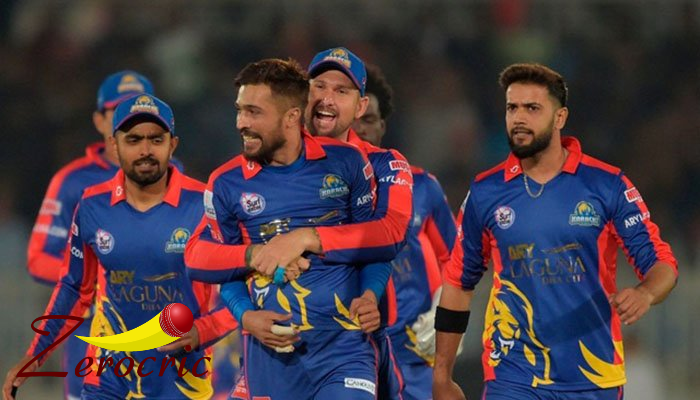 A Vintage Spell Of Swing Bowling By Mohammad Amir And Later An Unbeaten 70 By Babar Azam Helped Karachi Kin In 2020 Live Cricket Match Today Cricket Match Live Cricket
