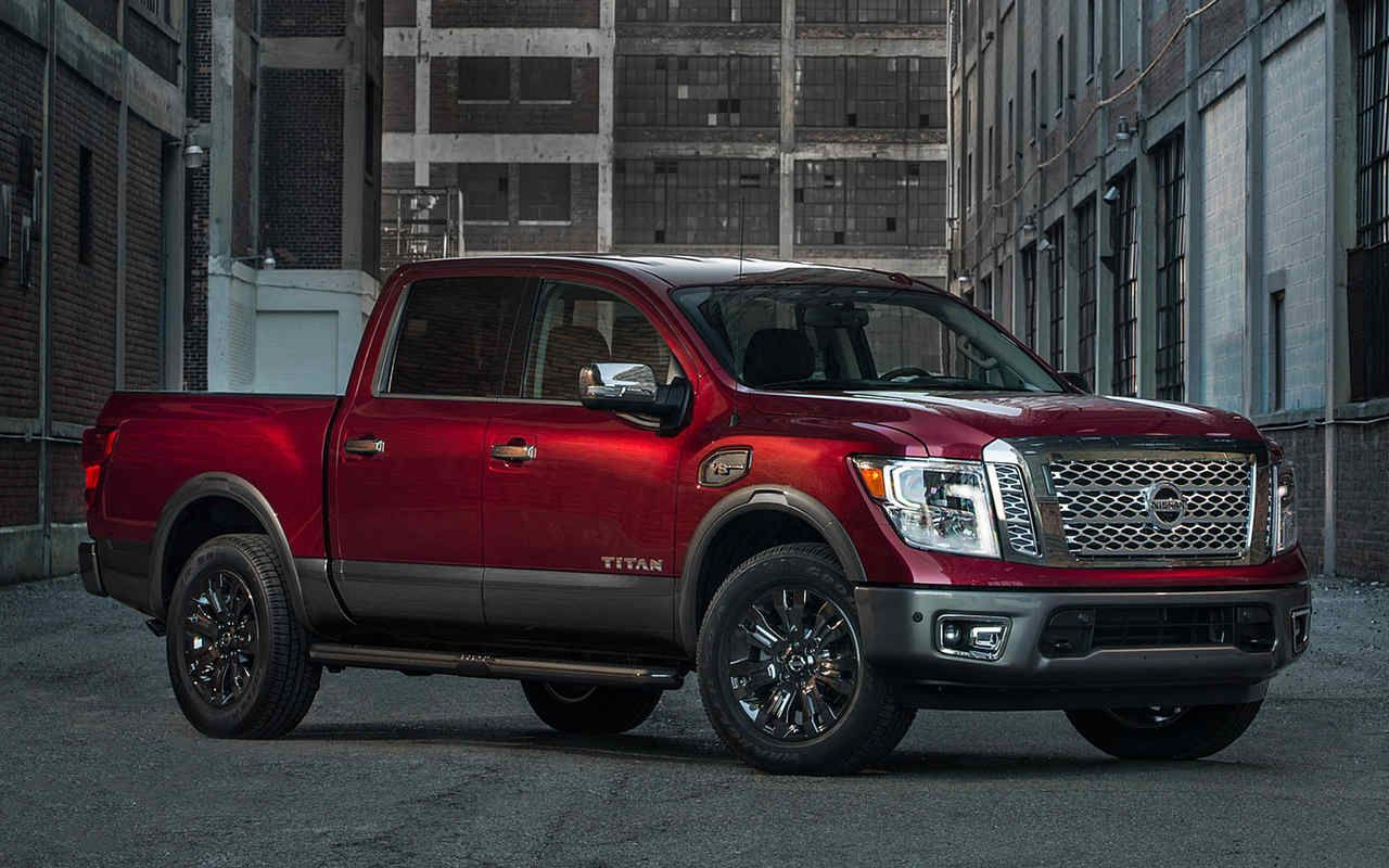 2019 nissan titan warrior concept release date and price