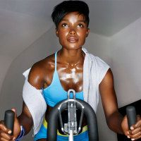 Spin bike workouts