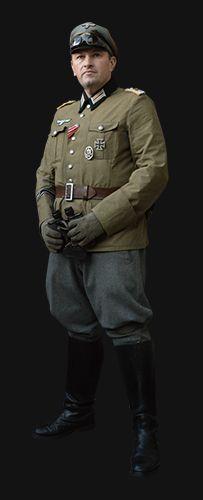 Grossdeutschland Rittmeister - Kursk, Summer 1943   War   Ww2