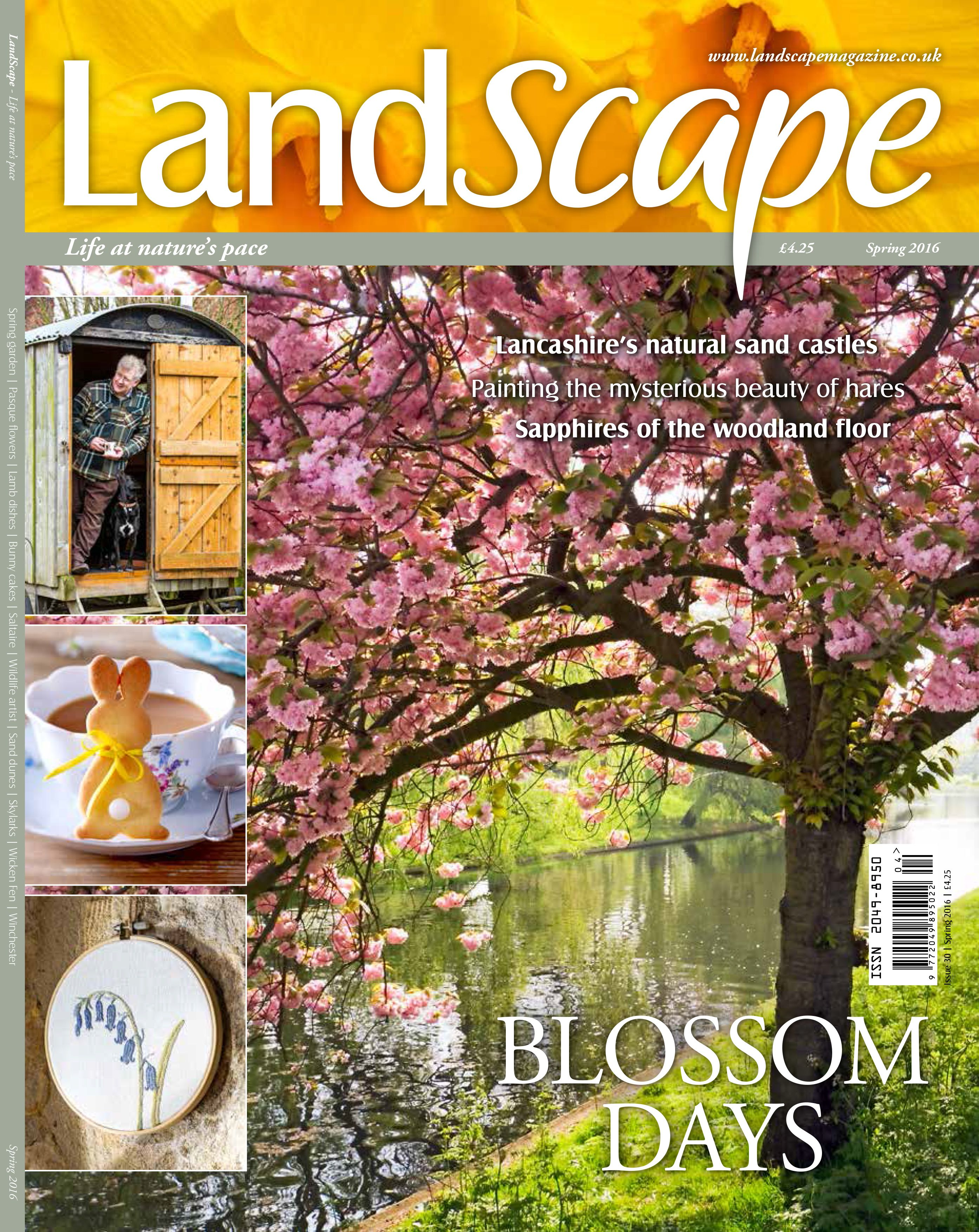 LandScape magazine brings you the very best of Britain.Its evocative content means you can bring every season to life in your home.GORGEOUS GardeningEnjoy the beauty and diversity of the Brit