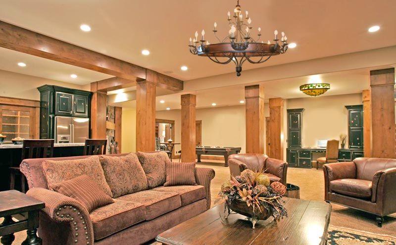 Lighting Interior Design Family Room