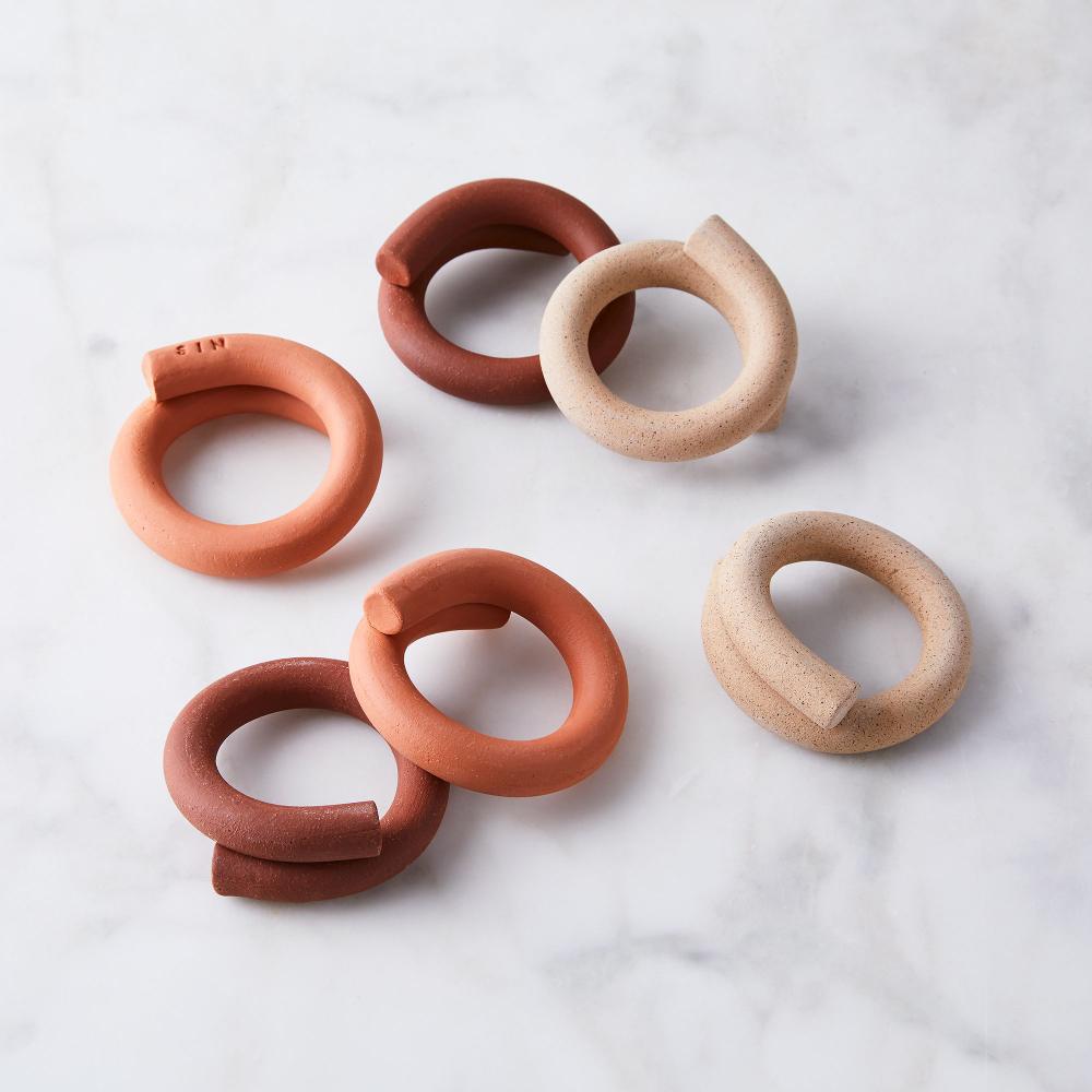 Handmade Coil Napkin Rings on Food52