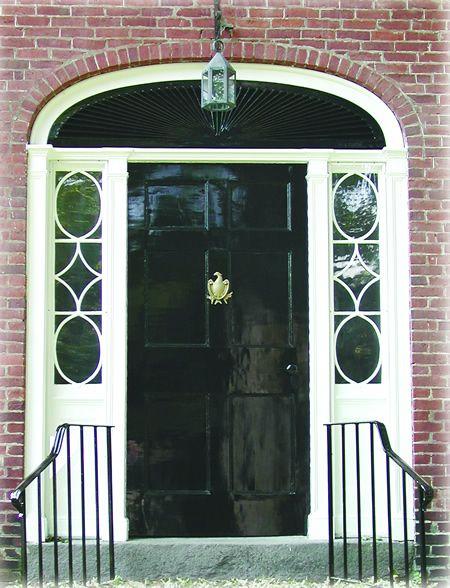 Door 0029 Black Hollandlac Brilliant Classic European Color