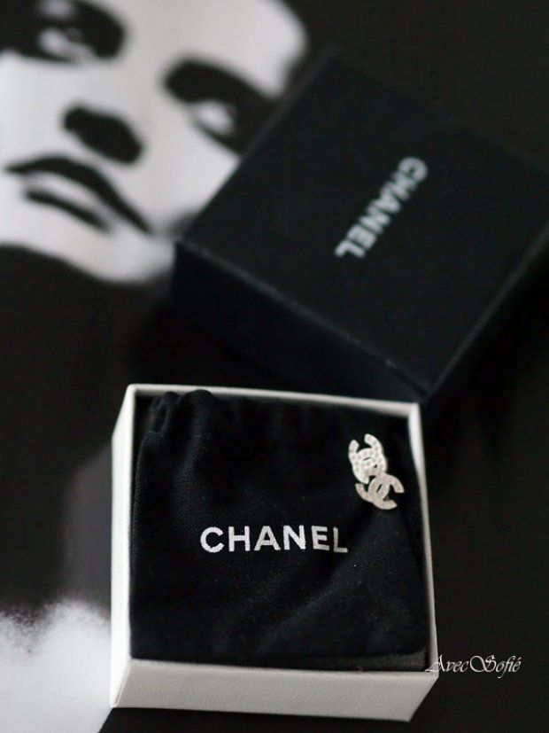 Avec Sofié blog - #Chanel #earrings